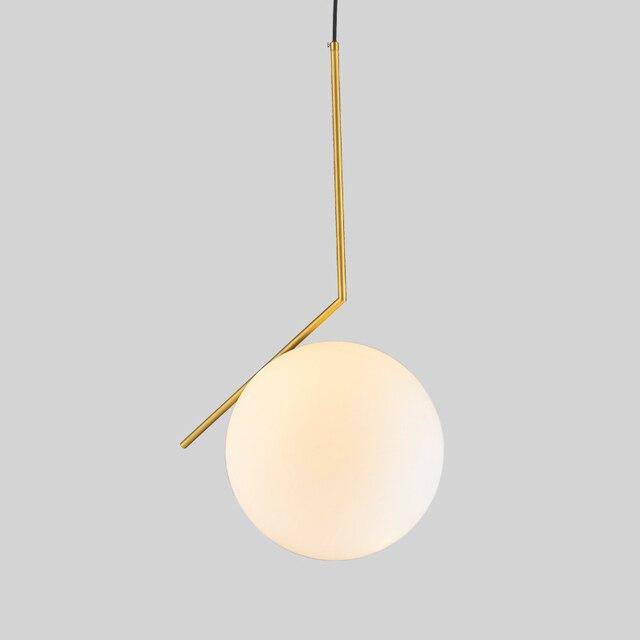 Big Sale #967f Nordic Simple Bar Hanging Lamp Colored