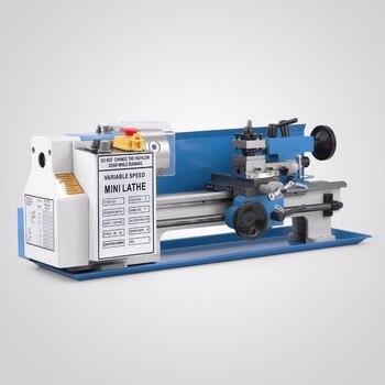 A Velocità variabile 550W di Precisione Mini Tornio Metallo Lavorazione Dei Metalli Tornio VEVOR Machinery Equipment Store