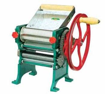 Manual Noodle Making Machine Bearing Style Pasta Maker