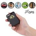 Localizador GPS GSM Vehículo TK102B Del Coche Mini GSM GPRS En Tiempo Real En Línea que sigue el Dispositivo Localizador GPS Perseguidor TK 102 para Niños Coches Pet