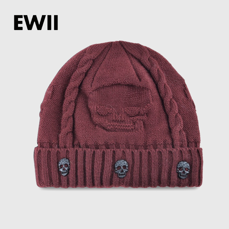 2017 Winter hats for men beanie knitted caps men skull mask bonnet skullies winter beanies hats boy wool warm  cap gorro bone brand winter beanies men knitted hat winter hats for men warm bonnet skullies caps skull mask wool gorros beanie 2017