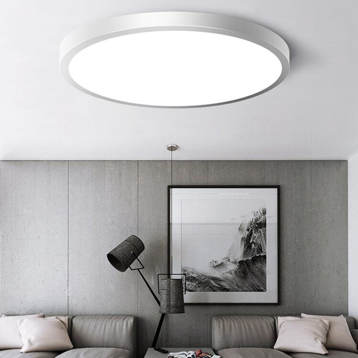 Lights & Lighting Iralan Led Ceiling Light Modern Nature Rose Design Living Room Bedroom Kitchen Dining Room Lighting Fixture Icfw1909