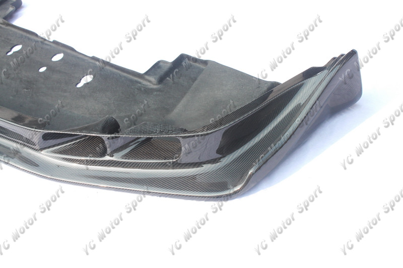1999-2002 Nissan Skyline R34 GTR Auto-Select Front Diffuser Lip with Undertray CF (6)
