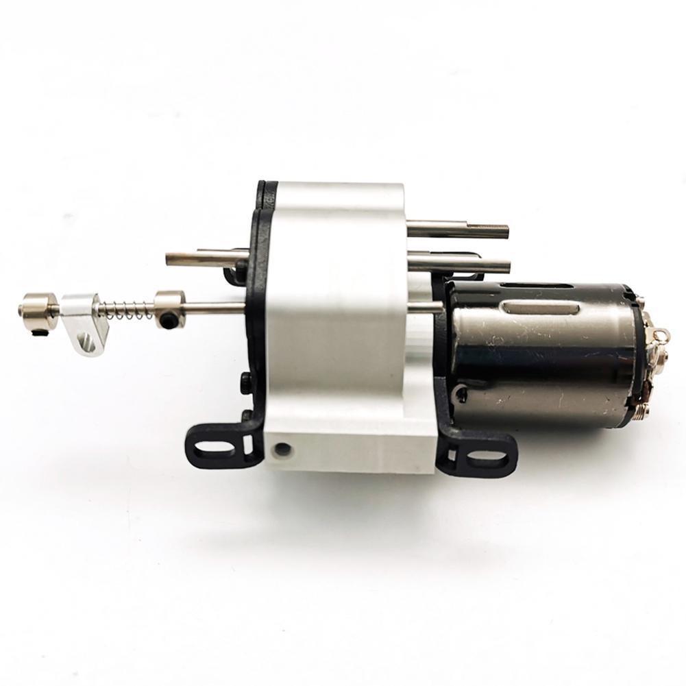 Boîte de vitesses en métal Super-alimenté pour WPL JJRC MN 4WD 6WD RC voiture rénovation mise à niveau modèle accessoires bricolage mise à niveau modèle modifié jouets - 4