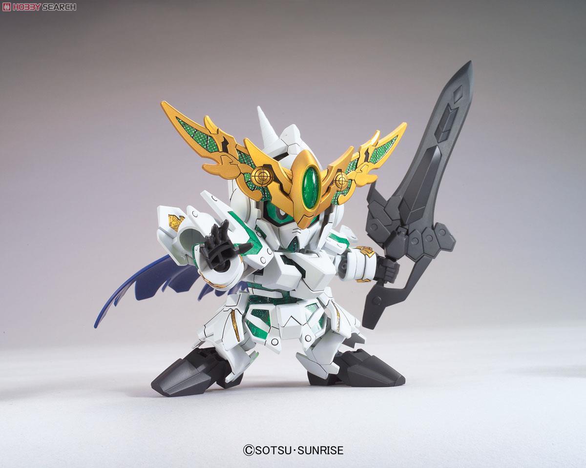 Image 2 - Bandai Gundam leyenda BB KNIGHT unicornio GUNDAM traje móvil ensamblar Kits de modelos figuras de acción juguetes para niñosFiguras de juguete y acción   -