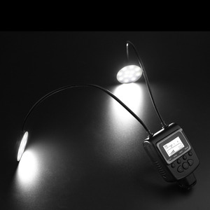 Image 5 - spash ML 2D LED Flash Light Speedlite Metal Hose Adjustable Camera Flash for Canon Nikon Panasonic Olympus Sony Fujifilm Pentax