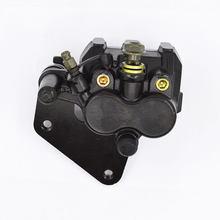 Набор тормозных колодок для мотоцикла, дисковый тормоз, суппорт, для HAOJUE, SUZUKI, EN125, EN125