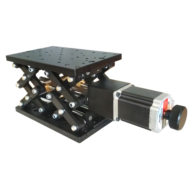 Pt Gd402 Electric Lifting Platform Motorized Lab Jack