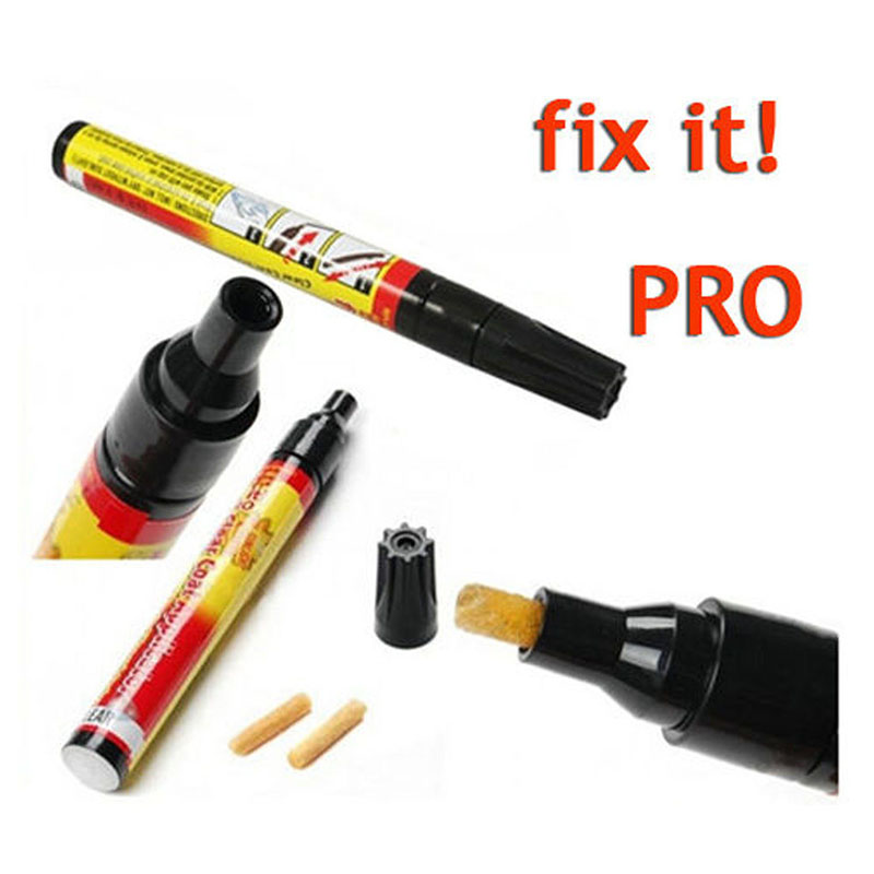 5pcs Fix It Pro Car Repair Pen Waterproof Car Paint Pen Fix It Scratch Removal Tool Simoniz Fix It Repair Tool JC10