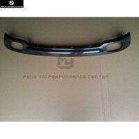 F02 7 серия 740 углеродного волокна задний бампер диффузор для губ для BMW F02 автомобильный комплект кузова 10 15