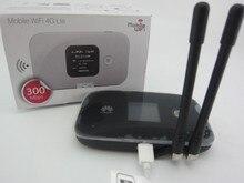300 М Быстрый 4 Г Модем LTE Wi-Fi Беспроводной Маршрутизатор Huawei e5786 300 мбит 4 г lte маршрутизатор Cat6 Wi-Fi маршрутизатор плюс 2 шт. антенны