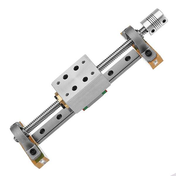 Guide de Rail linéaire 150mm MGN12 avec jeu de vis à tête T8 8mm nouveau