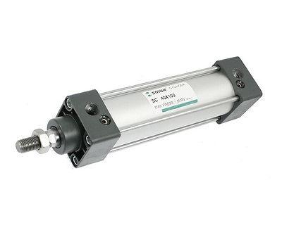 все цены на SC 40X100 Bore 40mm Stroke 100mm Single Rod Double Action Pneumatic Air Cylinder онлайн