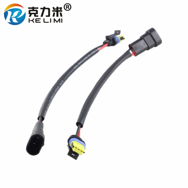 ke li mi 2x d1s d1r hid ballast power cord wiring harness connector rh aliexpress com power cord wiring diagram power cord wiring diagram