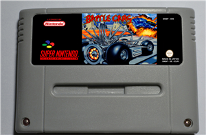 Battle Cars - Action Game Cartridge EUR Version