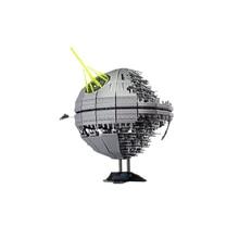 DHL 05026 3449 шт Звездный набор войны UCS Death Star II строительный блок второго поколения совместимые части игрушек legoed 10143