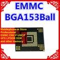 KLM8G1WEMB-B011 BGA153Ball EMMC 8GB мобильный телефон памяти Новый оригинальный и второй рукой спаянные шары протестированы ОК