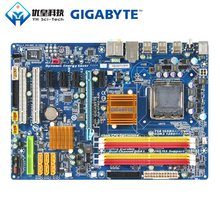 Original Used Desktop Motherboard Gigabyte GA-EP43-S3L P43 LGA 775 DDR2 16GB SATA2 USB2.0 ATX desktop motherboard for gigabyte ga ep43t s3l lga775 ddr3 system mainboard fully tested and working well