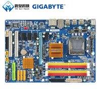 Original Used Desktop Motherboard Gigabyte GA EP43 S3L P43 LGA 775 DDR2 16GB SATA2 USB2.0 ATX