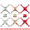 Original SYMA X8 X8C X8W X8G X8HC X8HW X8HG Main Body Cover RC Quadcopter Shell RC Drone Spare Parts Helicopter Case Accessories