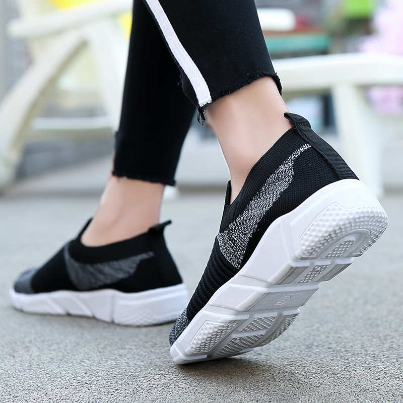 LAOCHRA Mens Summer Shoes 2018 New Arrival Unisex Sock Shoes Kasut - Kasut lelaki - Foto 5