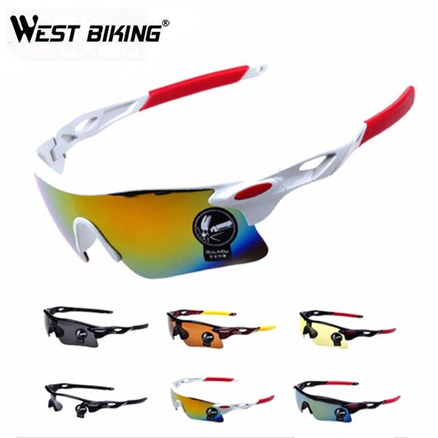 OUEST VÉLO Cyclisme Vélo Lunettes Rétro lunettes de Soleil Gafas Ciclismo  Hommes Et Femmes Equitation Pêche ee022d1a39e8