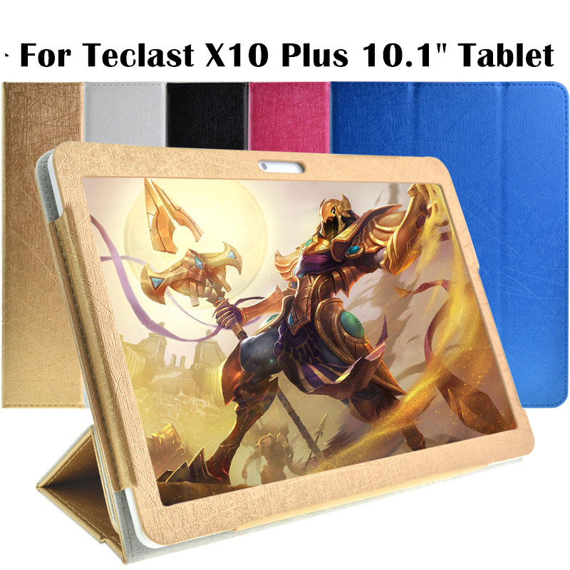 For Teclast T98 4G PU Leather case Flip Cover For Teclast X10 Plus 10.1 tablet case Stand PU Leather Case protective shell yunai pu leather folding stand case cover protective skin shell protector for teclast p80h new fashion 8inch tablet cover case