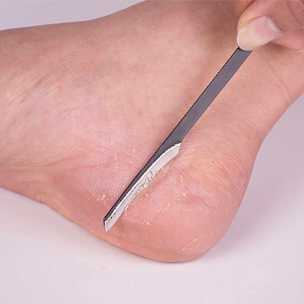 2019 nueva moda pedicura manicura uña limpiador cutícula cuidado de la piel muerta cepillo cuidado y belleza para pies herramienta Drop Shipping