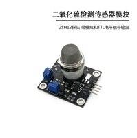 Semi Тип проводника обнаружения диоксида серы Модуль датчика газа качественное Обнаружение