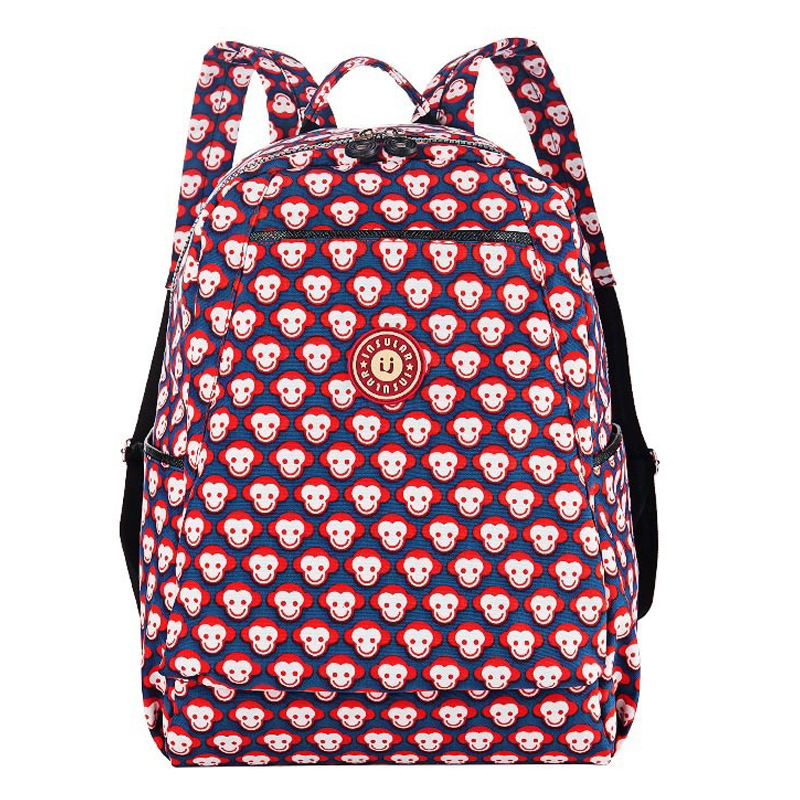 WHYY-insular Nylon Baby Diaper Bag Backpack Waterproof Mommy Bag Nappy Backpack