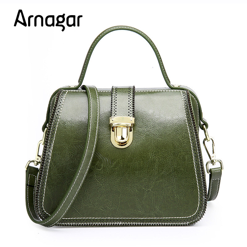 Arnagar Women's  Genuine  leather New Fashion Office Ladies Bag Totes Summer casual Brand shoulder bags for women luxury genuine leather bag fashion brand designer women handbag cowhide leather shoulder composite bag casual totes
