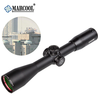Marcool Riflescope BLT 10X44 SF HD Red Ring Tactical Airsoft Air Rifle Optical Collimator Sight Rifle Scope For Hunting