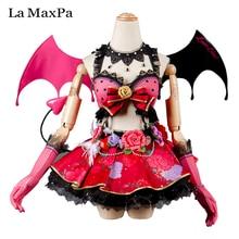 La MaxPa Lovelive love live Despertar koakuma Eli Ayase cosplay anime Japonés ropa niñas mujeres anime demon Idolatrado parte