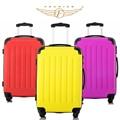 3 Цветов 1 Шт. ABS износостойких Вертикальное Перемещение Тележки Подвижного Багаж Чемодан 20 24 28 Spinner 4 Колеса Fochier XQ008