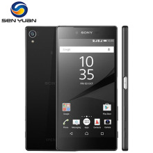 Разблокированный мобильный телефон sony Xperia Z5 Premium E6853, 3 Гб ОЗУ, 32 Гб ПЗУ, 5,5 дюймов, четыре ядра, 23 МП, GSM, Android, LTE