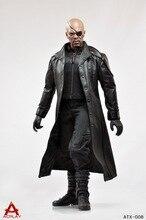 1 6 scale figure doll Marvel s The Avengers S H I E L D Nick