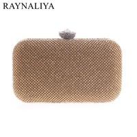 New Women Ladies Gold Glitter Sequins Handbag Sparkling Party Evening Clutch Bag Wallet Tote Purse XST A0095