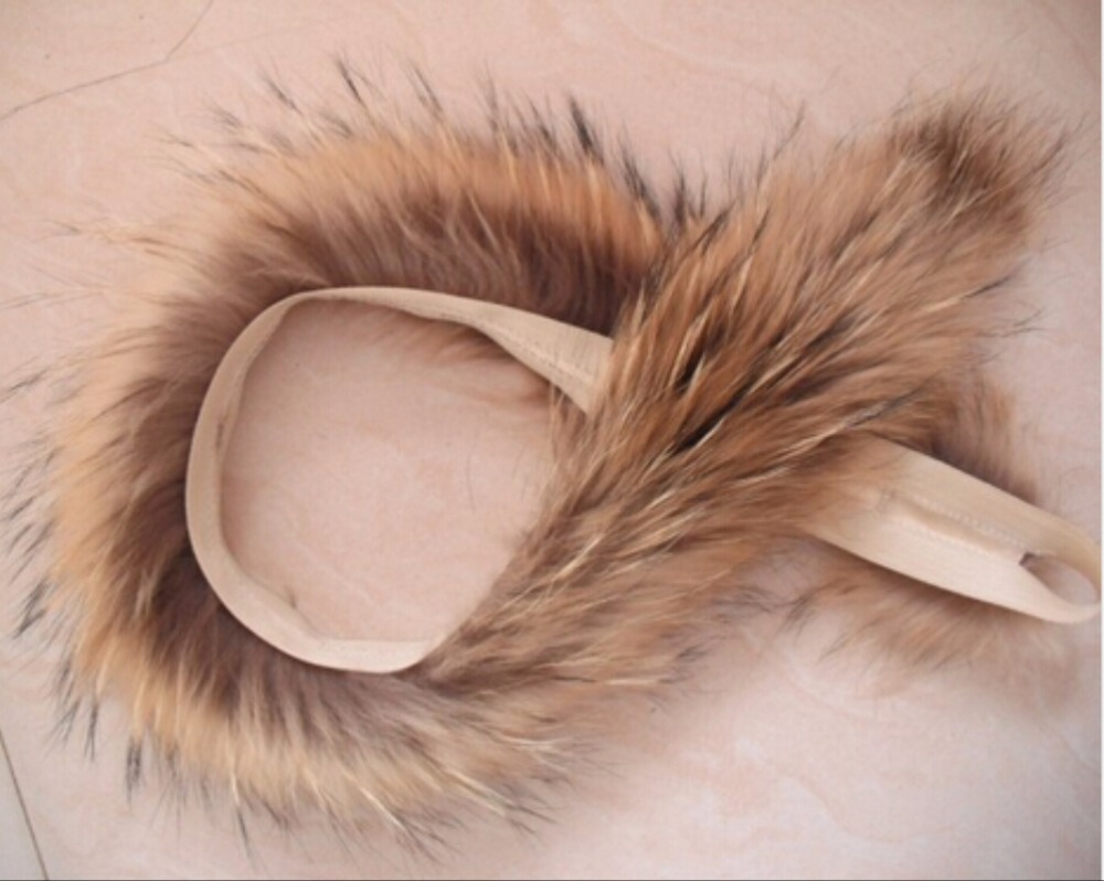 Popular Raccoon Fur Hood Trim-Buy Cheap Raccoon Fur Hood Trim lots ...