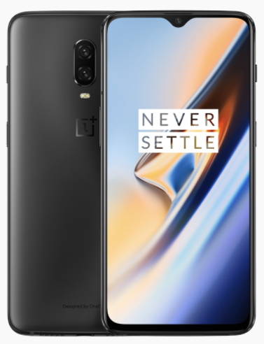 "Oneplus 6T Global ROM 6.41""Full Screen Snapdrago 845 Screen Fingerprint 8G RAM 128G ROM Dual SIM Face recognition OTA Play Store"