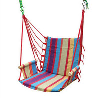 Outdoor Hammock Adult/Children Single Cotton Canvas hamaca colgante Indoor Swing hangmat Dormitory Hanging Chair hamac