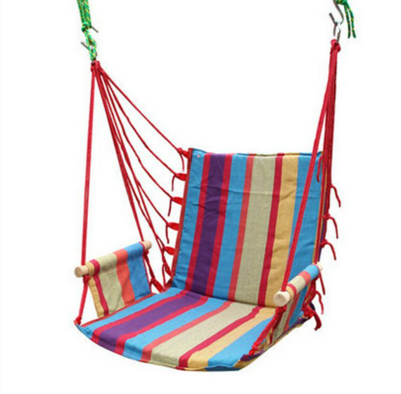 Outdoor swing hanging chair children indoor adult home single student dormitory hanging chair baby swing indoor hanging chair swing children bag brand export outdoor recreation leisure small swing chair
