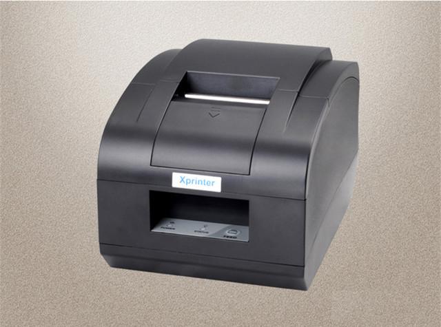 XP-C58N personalidad Única Impresora Térmica Con cortador automático 58mm recibo pos impresora de Alta calidad velocidad de impresión Rápida