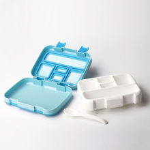 School Lunchbox Kids Lunch Box Bento Lunch Box Tiffin Box for Kids Food Storage Container Cute Gift Kindergarten Outing Picnic(China)