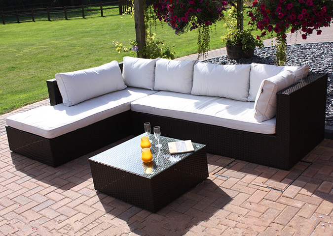 Online get cheap modular garden sofa for Balkon sofa