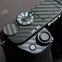 كاميرا طبقة رقيقة واقية لسوني A6300 A6500 A6400 A6000 كاميرا الجسم الجلد مكافحة التآكل المضادة للخدش التستر التآكل زخرفة