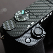 Kamera koruyucu film SONY A6300 A6500 A6400 A6000 kamera vücut cilt anti korozyon çizilmeye dayanıklı Kapak up aşınma süs