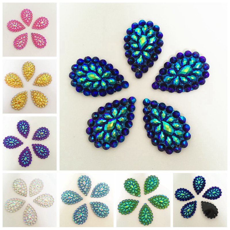 US $9.68 |Bling AB Resin 60pcs 20*30mm Teardrop Flatback Rhinestone Wedding Buttons 2 Hole U PICK diy craft D23*10|wedding button|rhinestone wedding button|buttons buttons - AliExpress