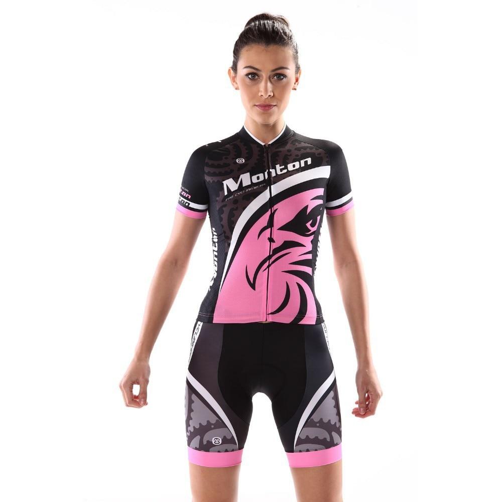 여름 여성 자전거 유니폼 MTB 자전거 셔츠 경주 의류 승마 의류 자전거 최고 짧은 로파 ciclismo
