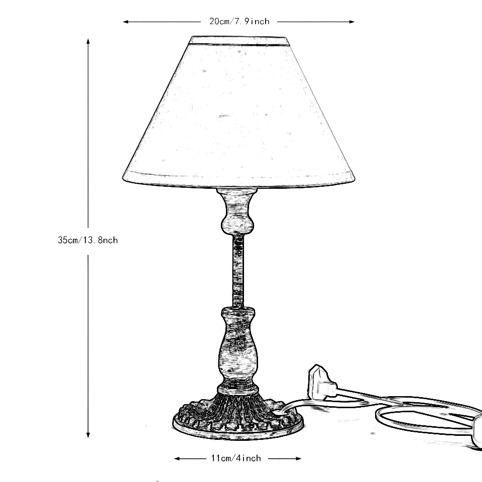 Online shop indoor lighting e14 bulb holder table lamp iron base online shop indoor lighting e14 bulb holder table lamp iron base light fabric lampshade lamps bedside table lights night bar home lighting aliexpress geotapseo Choice Image