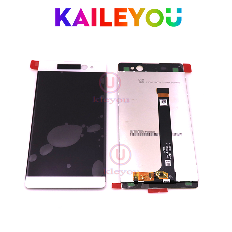 6.0 1920x1080 For SONY Xperia C6 XA Ultra F3211 F3212 LCD Display Touch Screen with Frame Digiziter XA Ultra Display